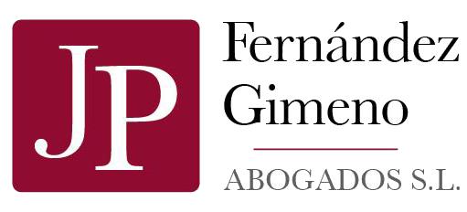 logotipo de JP FERNANDEZ GIMENO ABOGADOS SL